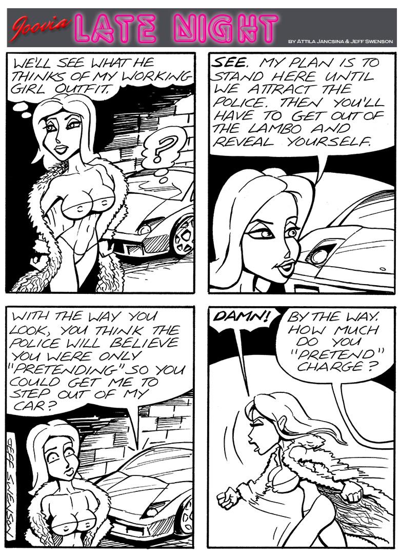 Lamborghini Hooking